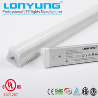 Integrated T8 LED fluorescent tube with 50000h life span,3 years warranty, Hot T8