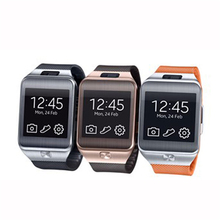 4G Android Wifi Gps Smart Watch With Camera