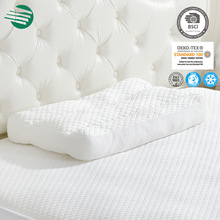 China Factory Two Side Sleeper Elastic Recovery Cool Touch Bedding Pillow