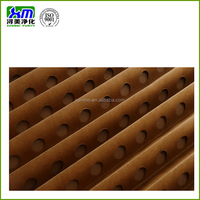 Paint Filter Paper Booth Filter/Spray paint booth pleated concertina filter paper