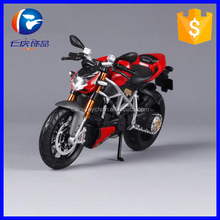 China Wholesale Custom 1:12 diecast motorcycle model