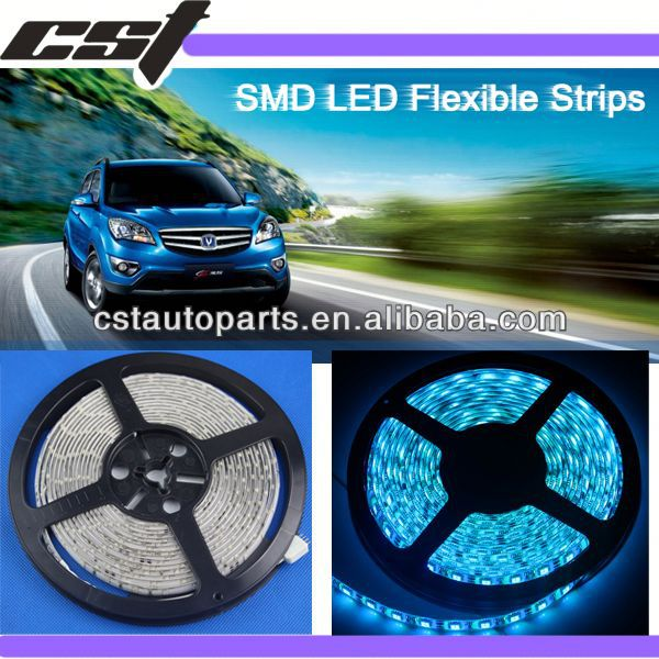 2016 New Design Festival carnival magic color led digital strip light smd5050 ce rohs