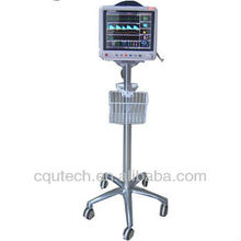 Trolley Medical Equipment Patient Monitor with CE Approved