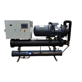 Small water compressor mini refrigeration system