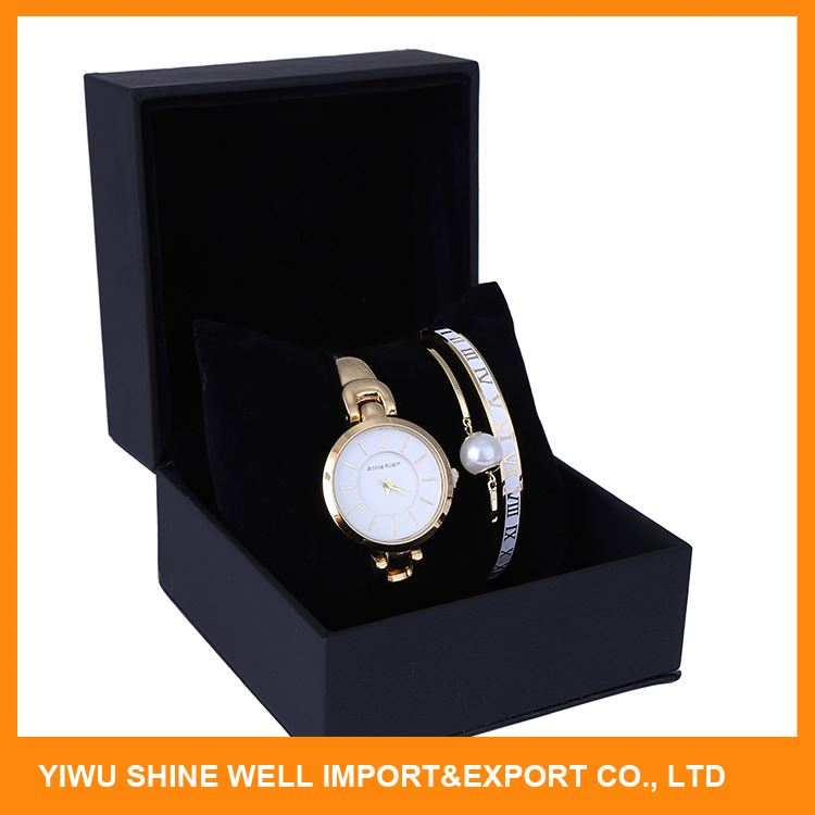 Factory supply custom design luxury lady's watch wholesale