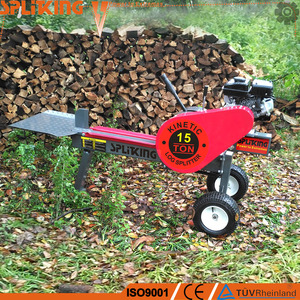 Fast Speed log splitter Wood Cutting Machine Powerful Log Splitter