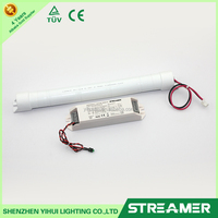 TUV CE Certificate STREAMER LED Emergency