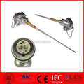 duplex/simplex mineral insulate rtd temperature probe