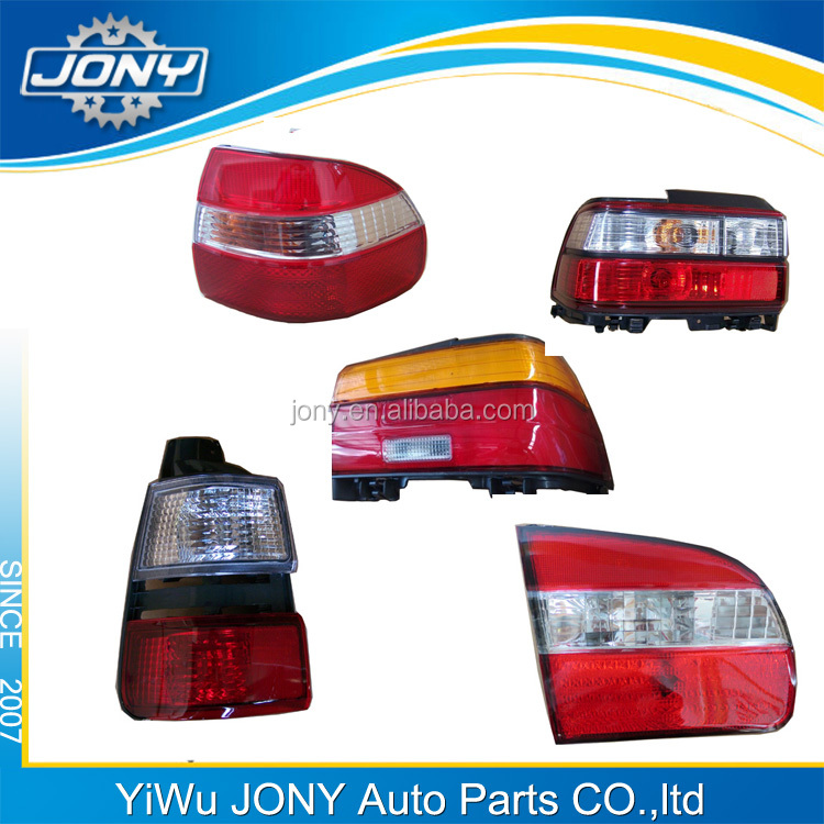 Car parts accessories for TOYOTA COROLLA rear led tail lamp