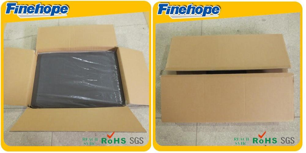 High quality custom size comfortable anti-fatigue polyurethane medical orthopedic seat cushion
