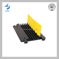 Channels Cable Protector Rubber Speed Hump