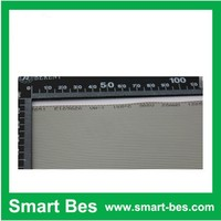 Smart Bes~40P Gray Winding Displacement 1.27mm Spacing Flat Cable Support 2.54 FC Electrical Wire,electrical cables