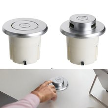 New Style round shape desktop Pop Up USB Power Socket Outlet for Office