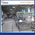 Automatic FRP Gutter production line