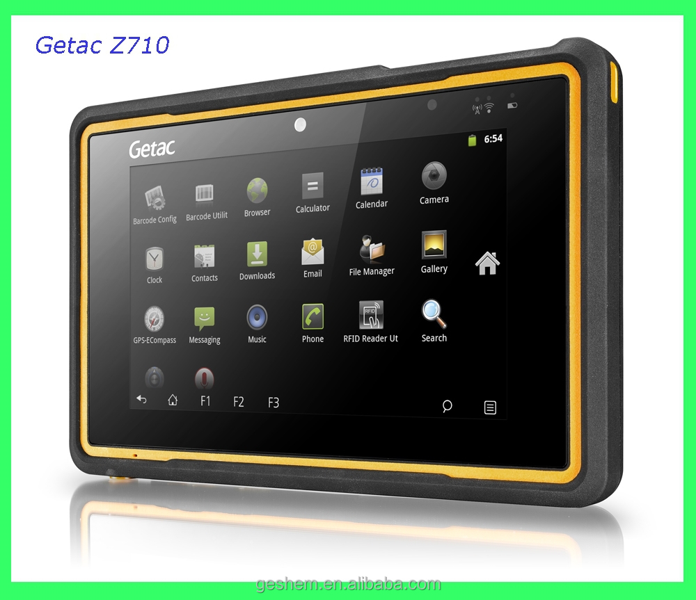Made in Taiwan qualified full rugged tablet 7 inch Getac Z710