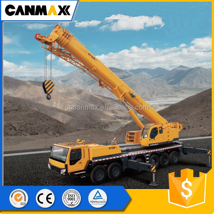 Latest Design Electric europe style China Manufacture crane truck mounted