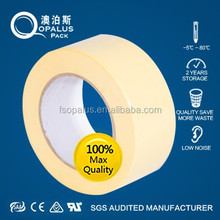 One-stop service rubber adhesive tape sandblasting masking tape