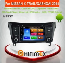 Hifimax Android 6.0 car navigation FOR Nissan Qashqai 2014 2015 2016 for nissan qashqai navigation for nissan qashqai radio gps