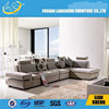 Best Modern corner Fabric Sofa Bed ,Reclinable sectional sofa set price
