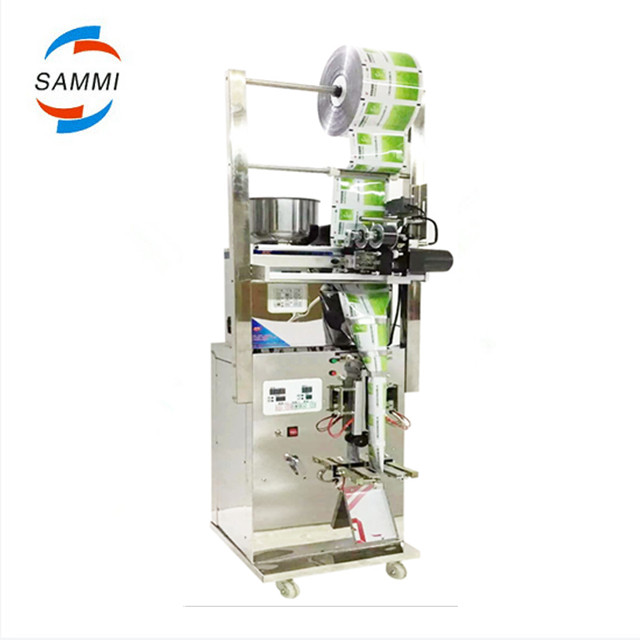 SMFZ-70 Automatic tea bag packaging machine Small Granule packing machine With date printer