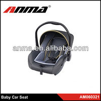 3 point harness system infant car seat