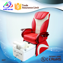 2015 pull in and out pedicure chair of mobile salon equipment with MP3 (KM-S8607)