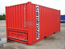 Sea Box Containers (Open Side, Open Top, Bulk, Platform, Platform Based, Flat Rack, etc)