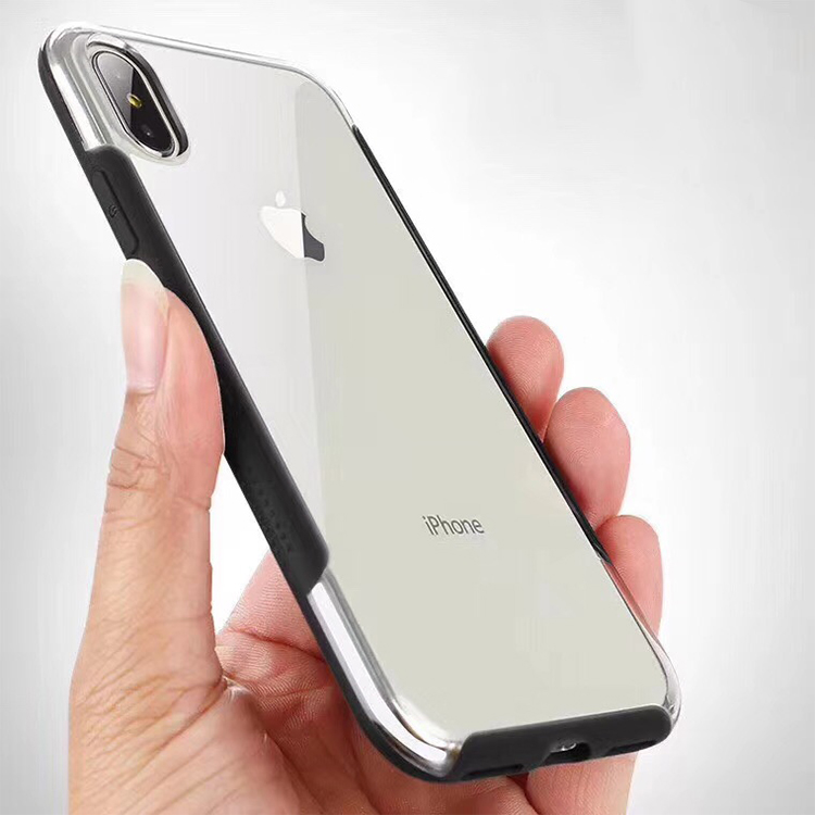 TPU+PC Blank fashion shockproof cell phone case for iphone 7 blank phone case