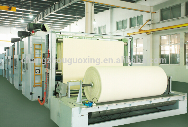380V high speed shuttleless needle loom machine with best quality and low price