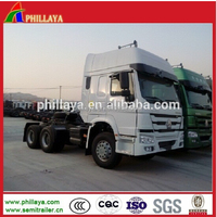 HOWO A7 6x4 371hp 420HP SINOTRUCK Tractor Truck head prime mover
