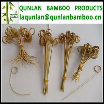 Natural Bamboo Sticks and skewers