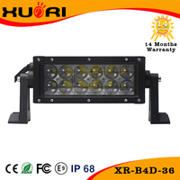 "Spot Auto Lighting System 36W DC 10-30 Voltage LED Headlight Type automotive offroad led working light bar 7"" light bar led"