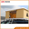 Auto Camper tent Trailer car roof top tent 4WD 4X4 Camping Car with side awning