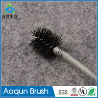 Factory customized twisted wire brushes for pipeline welding