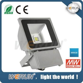 high brightness CE RoHS garden outdoor cree ip65 led flood light 470w