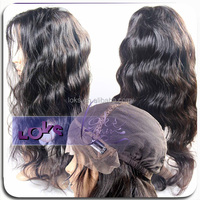 best selling products 100% virgin full density virgin full lace human hair wigs for black women