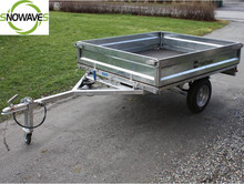 heavy duty off road soft floor camper trailer for sale