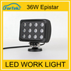 Factory wholesale led work lights 36W EIPSTAR work zone rechargeable led worklight