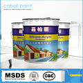 Caboli High Coating Ratio Scrub Resistant Exterior Wall Paint