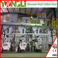 Factory price coal pellet press machine