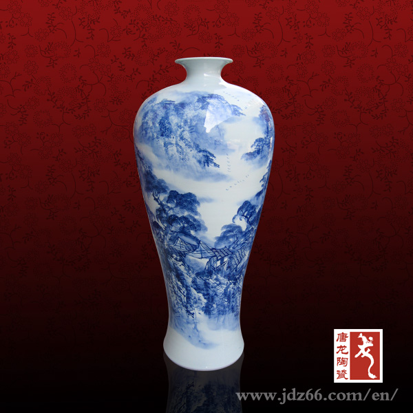 porcelain crafts and arts large chinese ceramic floor vases