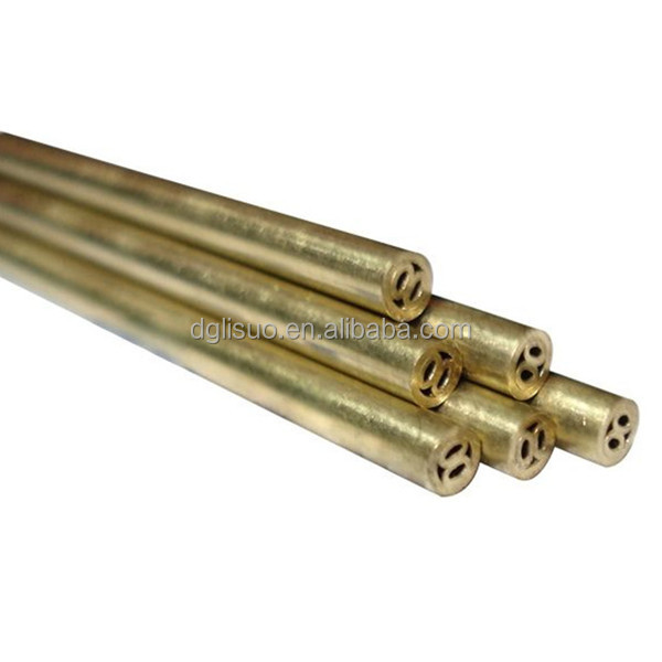 High Quality EDM Electrode Tube, Copper / Brass