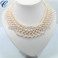 Eye-catching Pearl Necklace,Pearl Necklace Costume Jewelry,Best Design Pearl Necklace Jewelry