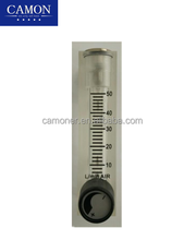PVC water acrylic panel flow meter for desalination of sea water