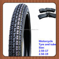 2.50-19 CHINESE MOTORCYCLE TIRES HOT SALE DIRECT MANUFACTURER