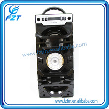 Wholesale high quality stereo Dual horn Colorful Alibaba blg audio speaker with FM function UK-84