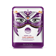 Smooth surface soft feel nourishing whitening masquerade facial mask