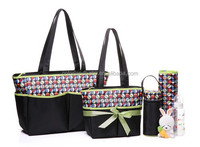 Fashion Microfiber family sets mother bag
