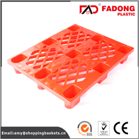 customized plastic mesh vegetable tray