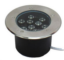Weatherproof LED Ground Light Underground Floor Buried Light for Outdoor Landscape Garden Fence